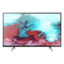 <b>Телевизор Samsung</b> UE43J5202, <b>черный</b> — купить в интернет ...