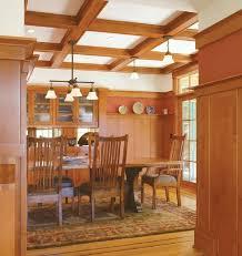 crafts kitchen fumed oak