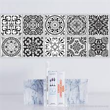 kitchen bathroom toilet waterproof oil proof stickers tiles wall wallpaper adhesive renovation package mail