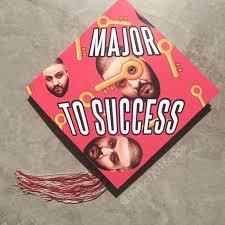 graduation cap design for college or high school graduation graduation cap design for college or high school graduation major key to success by specialgradcapdecor