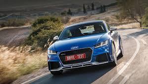 Следим за тормозами неистовых хэтча и родстера Audi TT <b>RS</b> ...