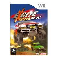 <b>Игра для приставки Nintendo</b> Excite Truck [Wii] купить в Москве ...