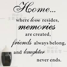 Welcome Home Quotes. QuotesGram via Relatably.com