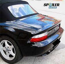 1996 1999 bmw z3 factory style rear trunk lip spoiler unpainted bmw z3 1996 5 bmw z3