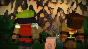 Image result for minecraft story mode episode 4