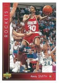 Kenny Smith | Basketball cards, <b>I love basketball</b>, Upper deck