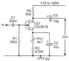 17 best images about electronica y diagramas on pinterest light on simple amplifier schematics