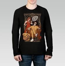 Мужские <b>футболки с принтом</b> в интернет-магазине МэриДжейн ...