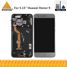 Original Axisinternational For <b>5.15</b> Huawei <b>Honor 9</b> STF-L09 STF ...