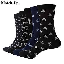 <b>Men's</b> Clothing 1 Pairs Fashion <b>Men's</b> Cotton Socks <b>Solid color</b> ...