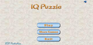 Приложения в Google Play – <b>IQ Puzzle</b>