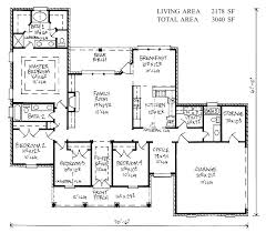 Karsyn   Country French Home Plans Acadian House PlansFloor plan for Karsyn Country French house plan