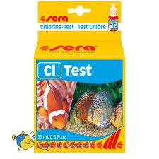 Тест <b>SERA</b> Cl (хлор) купить в интернет-магазине AQUA-SHOP
