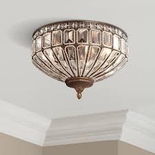 <b>Crystal Ceiling Lights</b> - Lamps <b>Plus</b>
