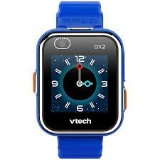 <b>Vtech Kidizoom Smart Watch</b> - Blue   BIG W
