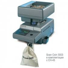 Купить Счетчик монет с <b>загрузочным устройством</b> СН-45 <b>Scan</b> ...