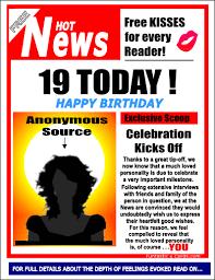 Happy Birthday Grandson 19th E-cards Free | FUN*tastic eCards ... via Relatably.com