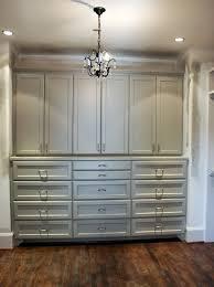 cabinet shelves drawers hanging door