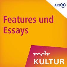 MDR KULTUR Features und Essays