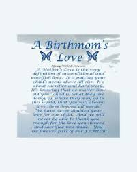 Birthmother's Day on Pinterest | Births, Mothers and Parent Gifts