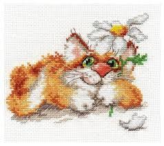 Алиса Набор для вышивания <b>крестиком</b> Мечтаю... <b>14</b> х 12 см (0 ...