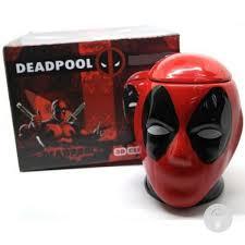 <b>Кружка</b> Дэдпул (<b>Deadpool</b>) <b>3D</b>, 400 мл – купить в Москве, цена и ...