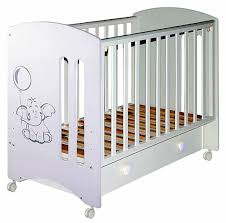 <b>Кроватка Можгинский лесокомбинат</b> Софи (колеса/ящик) (качалка)