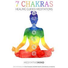 <b>7 Chakras Healing</b> Guided Meditations - Album by Meditative Mind ...