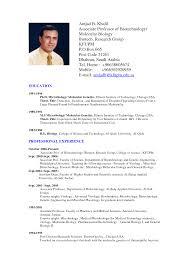 curriculum vitae samples com curriculum vitae format sample professional experience