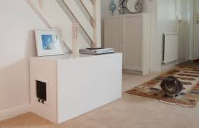 wheres the best place to hide a litter box sometimes right in plain sight check out these clever solutions for concealing your cats litter box cat litter box furniture diy