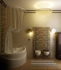 fancy stunning bathroom lighting ideas daily interior design color with luxury corner white bathtub also white captivating bathroom lighting ideas