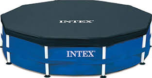 Тент Intex Metal Frame 366см (выступ 25см) 28031   www.rsu ...