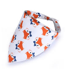 <b>Baby bibs</b> High quality triangle double layers cotton baberos ...