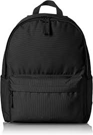 AmazonBasics Classic School Backpack - Black ... - Amazon.com