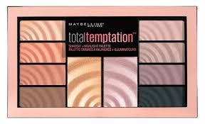 "Maybelline New York <b>Палетка теней и хайлайтеров</b> ""Temptation ..."