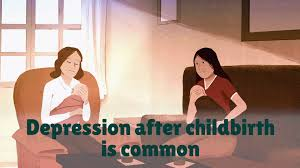 World Health Organization (WHO) - Depression after childbirth is ...