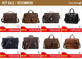 <b>Joyir</b> Wholesale New Mens Shoulder <b>Bag Leather</b> Crossbody <b>Bag</b> ...