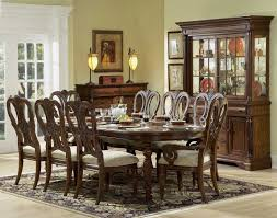 elegant square black mahogany dining table:  antique mahogany dining room sets for special furniture application awesome dining space implemented with dark