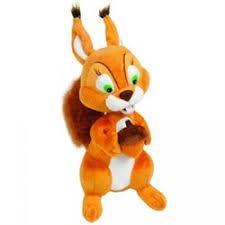 "<b>Мягкая игрушка Белка</b> 22 см. из мультика ""Маша и медведь ..."