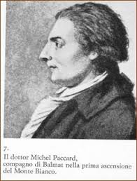 「Jacques Balmat and Michel Gabriel Paccard」の画像検索結果