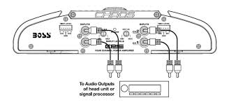 boss amplifier wiring diagram boss wiring diagrams online boss amplifier wiring diagram description low level input wiring