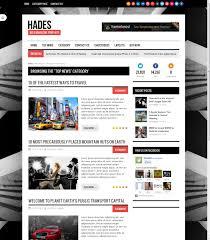 online newspaper template info newspaper template website news mix responsive html 5 website