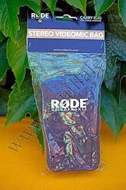 <b>Rode</b> Microphones <b>Bag</b>-SVM Neoprene Belt <b>Pouch</b> for <b>Stereo</b>