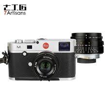 <b>7artisans</b> 35mm F2.0 lens Large Aperture M mount Lens for Leica M ...
