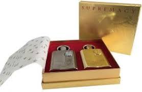 <b>Supremacy</b> Giftset by <b>Afnan</b> 2pcs (<b>Supremacy</b> Gold EDP 100ml ...