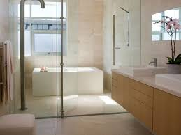 image bathtub decor:  endearing decoration ideas for bathroom design plans fantastic rectangular soaking bathtub and frameless glass shower