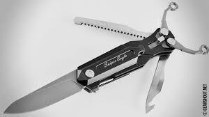 Бренд <b>Rike Knife</b> выпустил оригинальный <b>мультитул с рогаткой</b> ...