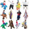 <b>Men Adult</b> Fantasy <b>Inflatable</b> Dinosaur Costume Unicorn party ...