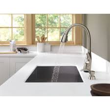 Delta Touch Kitchen Faucet Delta Dominic Single Handle Pull Down Kitchen Faucet Touch2o