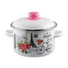 <b>Кастрюля</b> TM Appetite 1RD221М Париж, <b>5.5 л</b> в Москве – купить ...